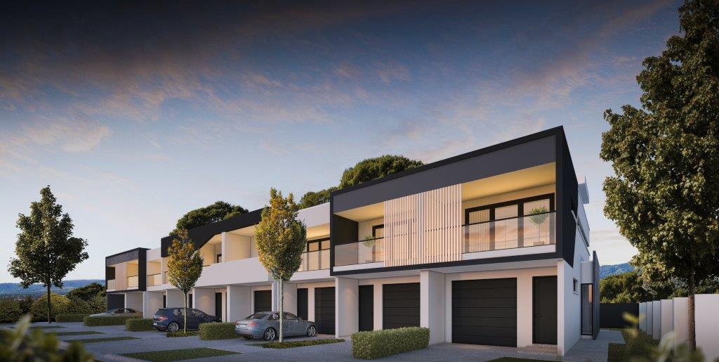 Two Level, Torrens Titled Living On Gladstone Road, Prospect