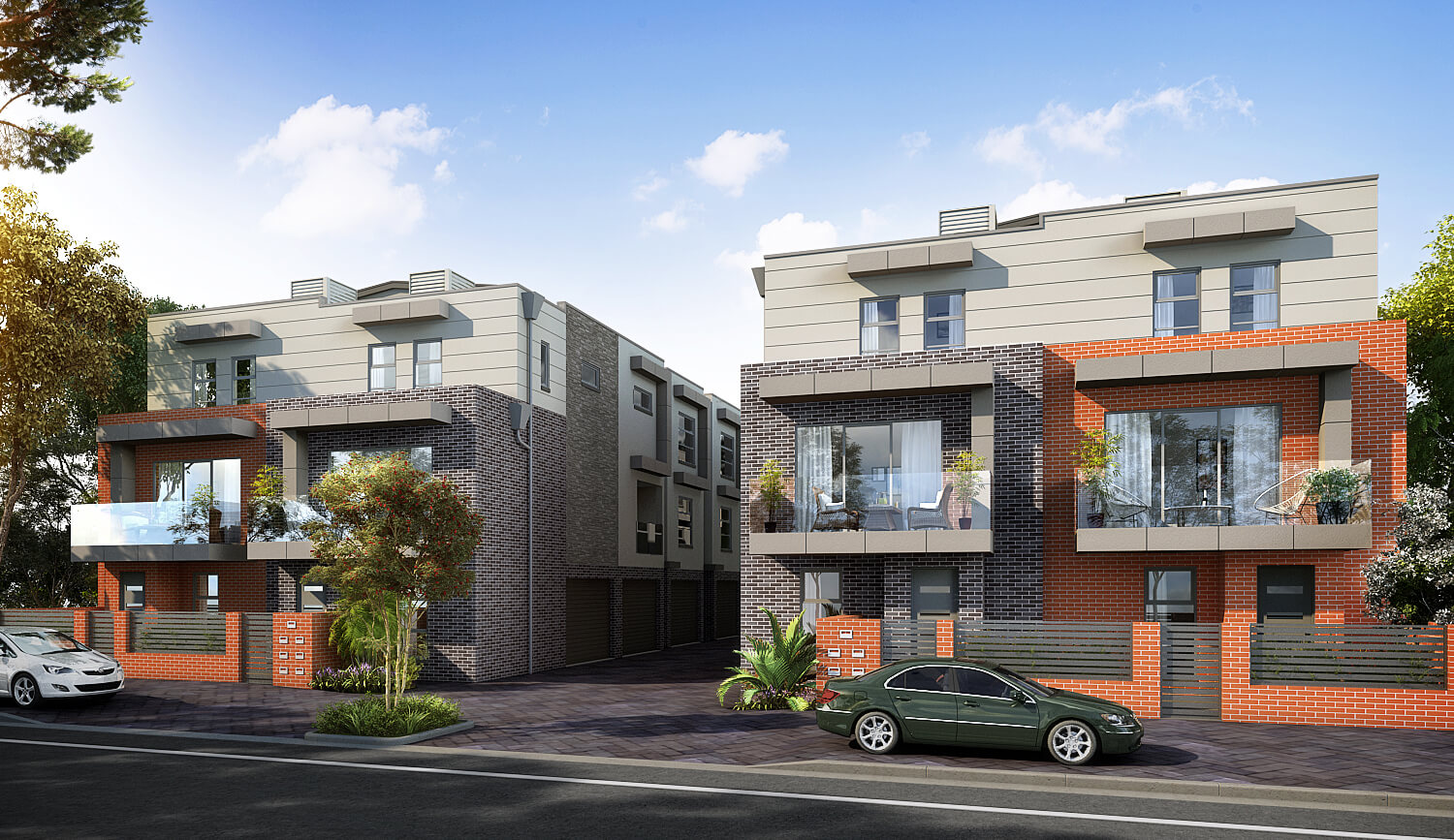 Magnificent 3 and 4 bedroom Prospect townhouses from $459,000