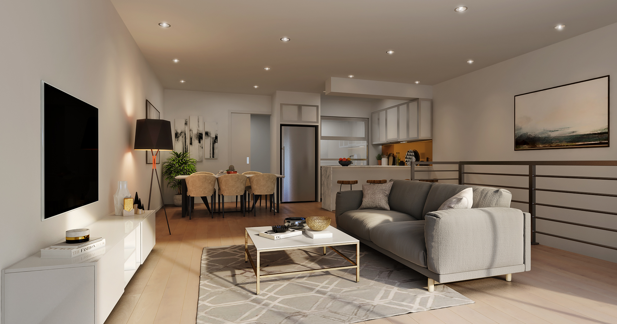 Magnificent 3 and 4 bedroom Prospect townhouses from $489,000