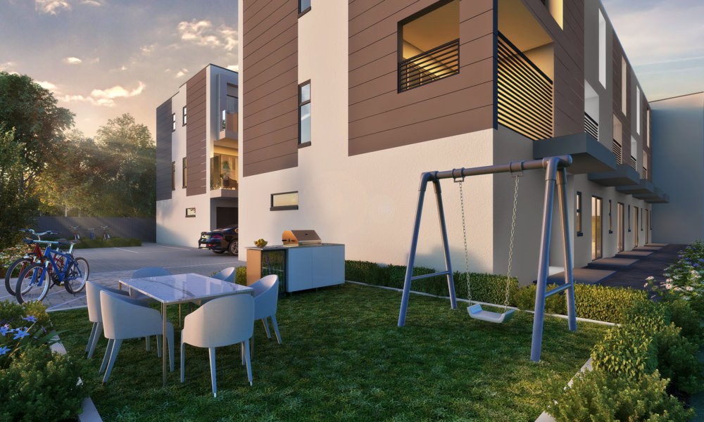 Magnificent 3 and 4 bedroom Prospect townhouses from $469,000