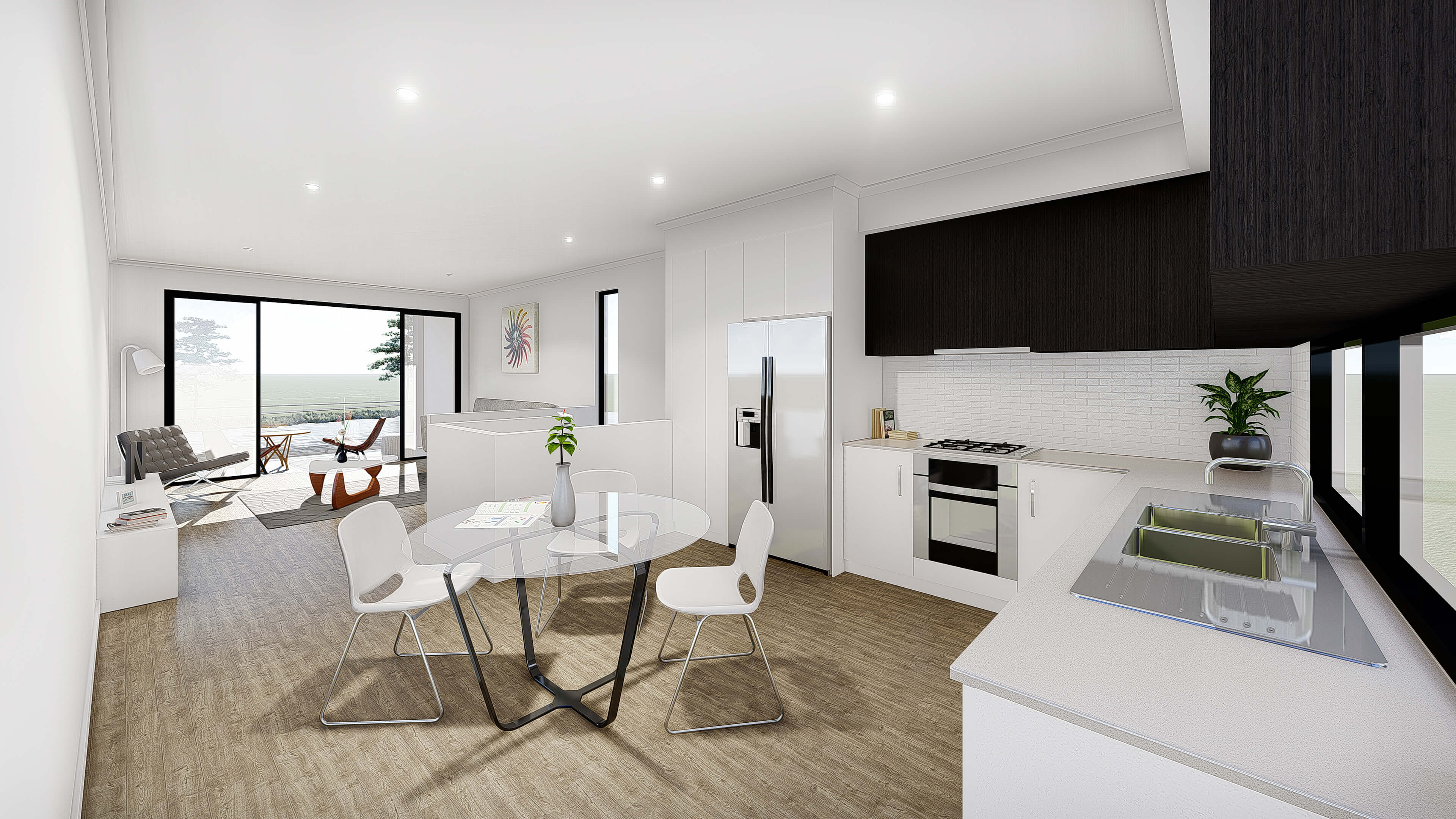 ST CLAIR'S FIRST TORRENS TITLED TOWN-HOUSE & LAND PACKAGES
