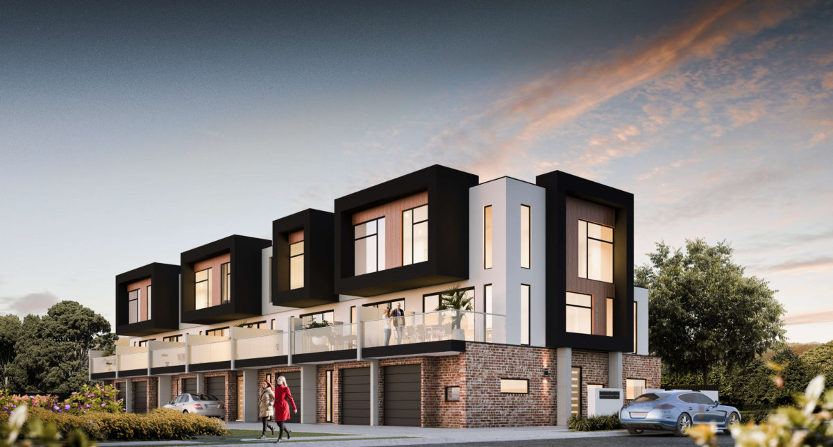 Grand Horizon Townhouses Pre Release – with Display Available to View
