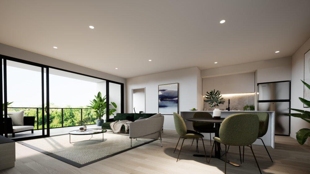 Henley Apartments – just 3kms from the CBD
