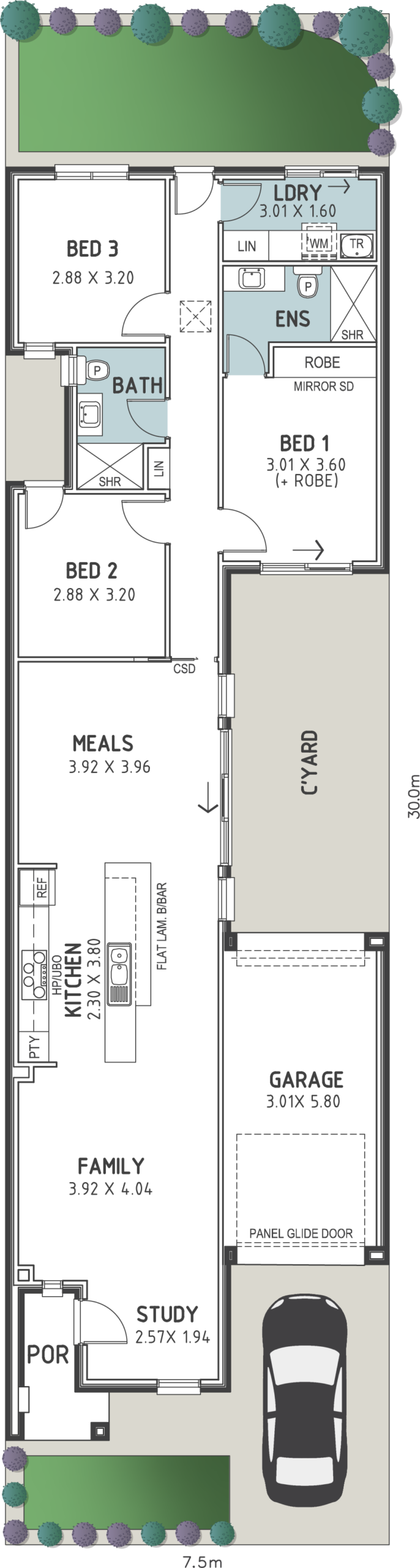 Brand new home in Enfield only $5k DEPOSIT