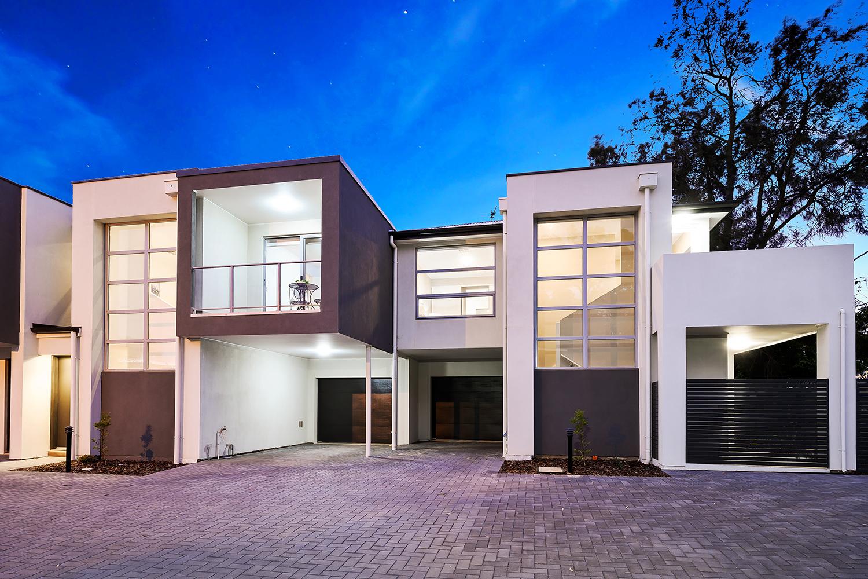 Brand new three bedroom townhouse with balcony